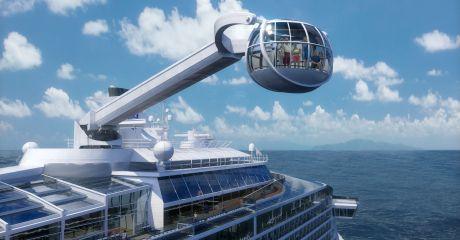 Croaziera 2018 - Asia de Sud (Hong Kong) - Ovation of the Seas - Royal Caribbean Cruise Line - 9 nopti