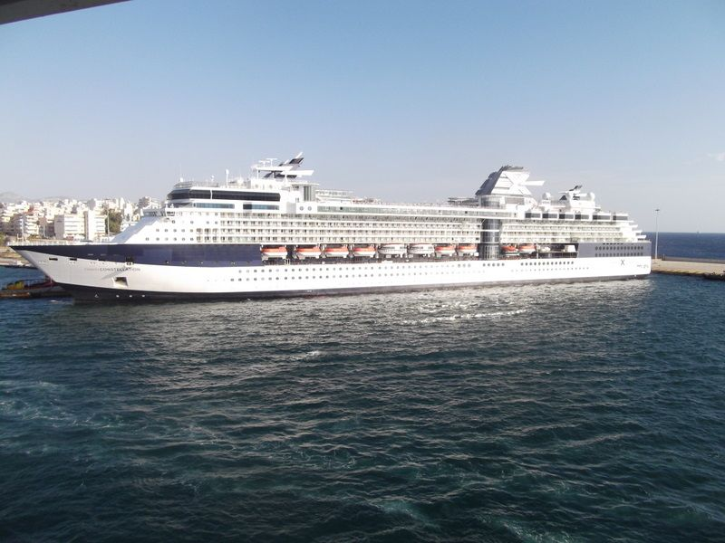 Seabourn versus Celebrity - Celebrity Constellation Cruise ...