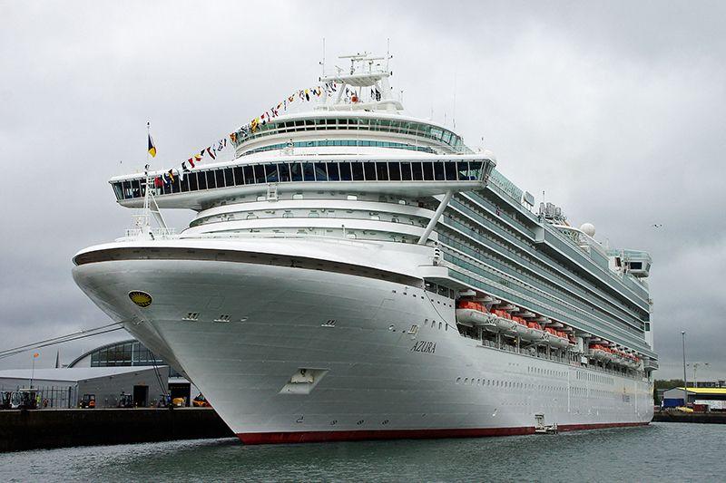 Croaziera 2018 - Transatlantic si Repozitionari (Barbados) - P&O - AZURA - 14 nopti