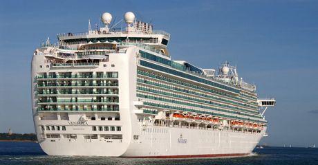 Croaziera 2017 - Europa de Vest (Southampton) - P&O Cruise - Ventura - 6 nopti