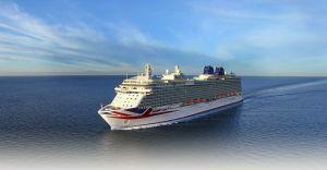 Croaziera 2017 - Belgia (Southampton) - P&O Cruise - Britannia - 2 nopti