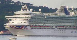 Croaziera 2017 - Belgia (Southampton) - P&O Cruise - Azura - 2 nopti