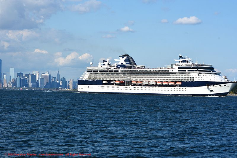 May 5th, 2019 - Cruise from Bayonne on the Celebrity Summit