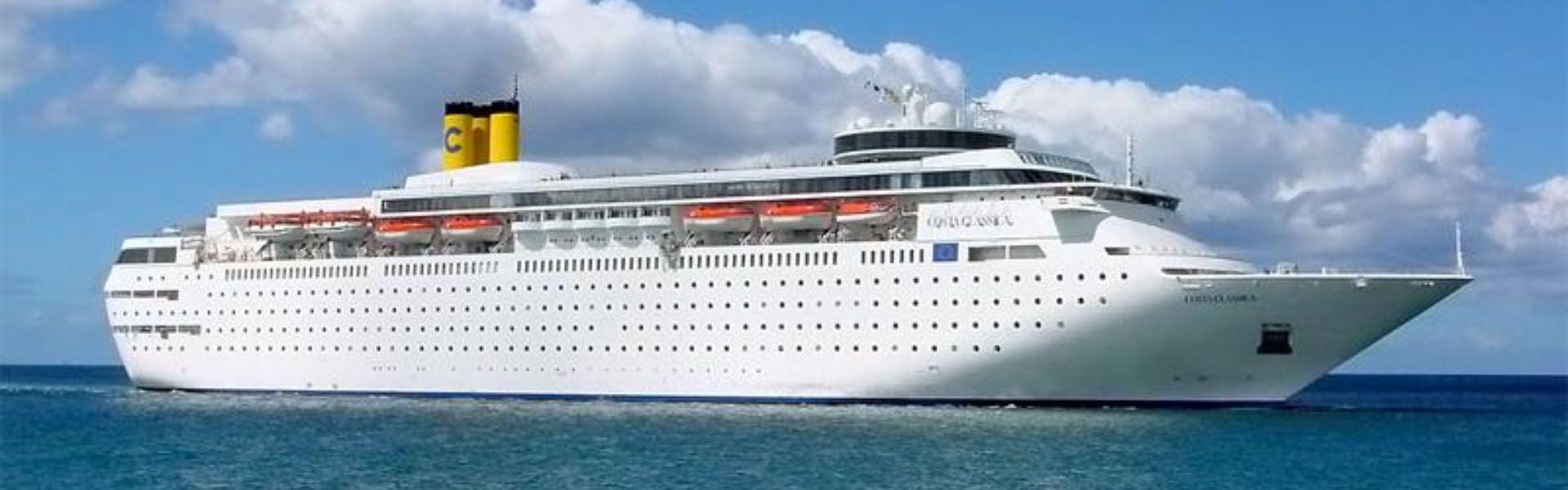 Croaziera 2017 - Oceanul Indian (Male) - Costa Cruises - Costa neoClasica - 7 nopti