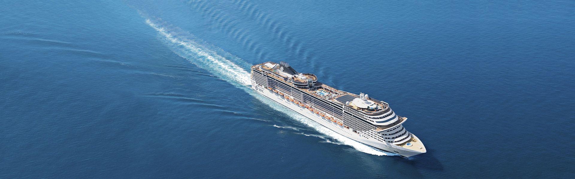 Croaziera 2016 - Mediterana de Vest (Genova) - MSC Cruises - MSC Splendida - 7 nopti - ZBOR INCLUS