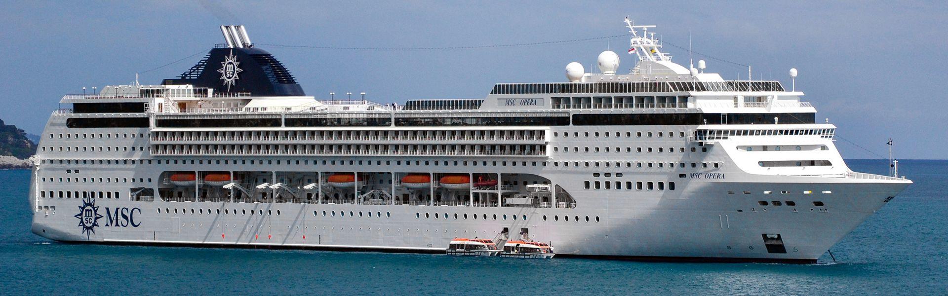 Croaziera Grup Organizat 2017 cu ZBOR INCLUS - Cuba si Caraibe (Havana) - MSC Cruises - MSC Opera - 13 nopti