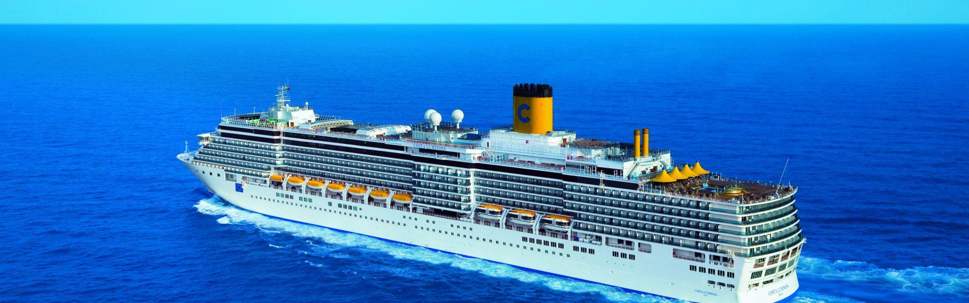 Croaziera 2017 - Mediterana de Est (Venetia) - Costa Cruises - Costa Luminosa - 7 nopti