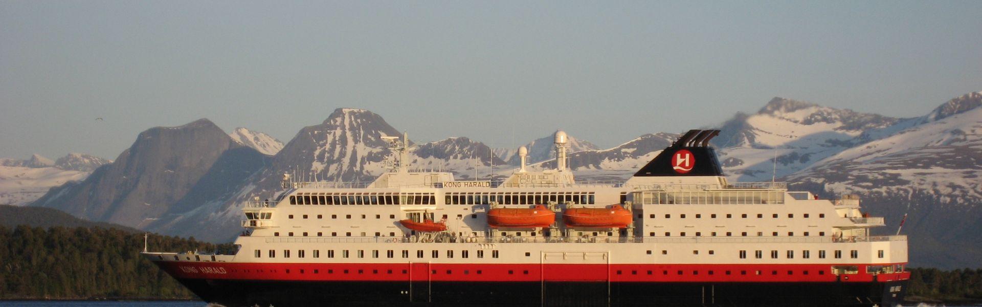 Croaziera 2017 - Scandinavia si Fiordurile Norvegiene (Bergen) - Hurtigruten - MS Kong Harald - 11 nopti