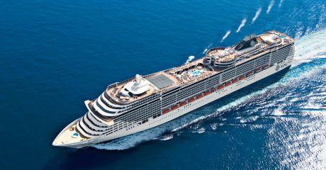Croaziera de Grup Organizat - Zbor Inclus - Capitalele Baltice - MSC Cruises - MSC Fantasia - 17 Iunie 2017