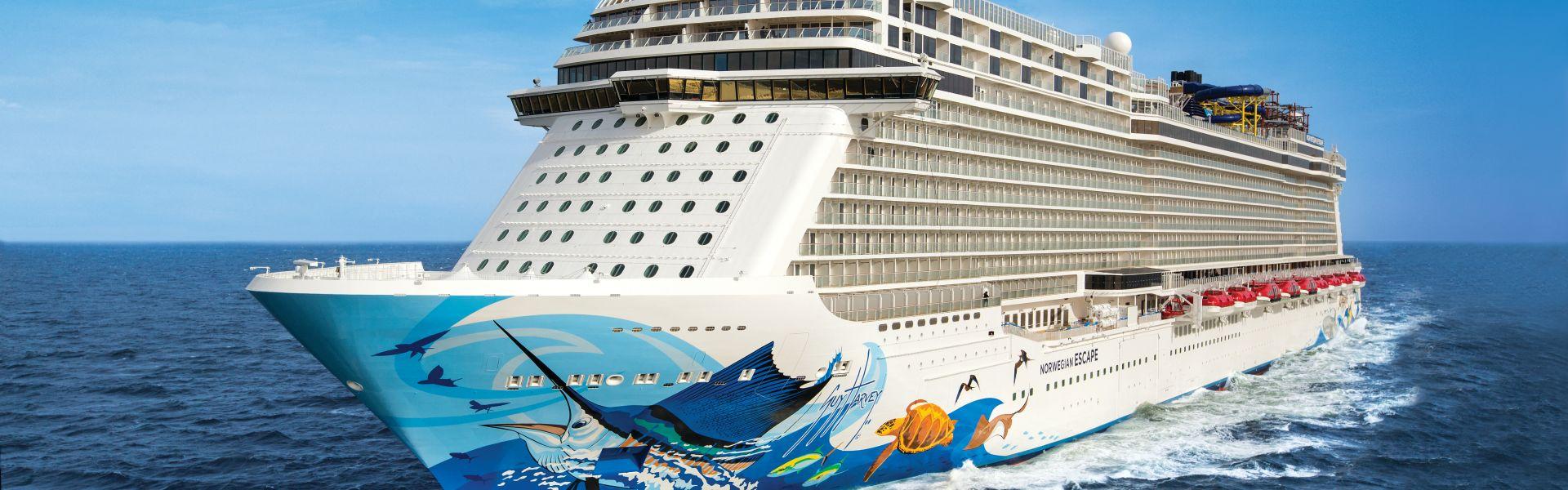 Croaziera 2017 - Caraibele de Est (Miami) - Norwegian Cruise Line - Norwegian Escape - 7 nopti