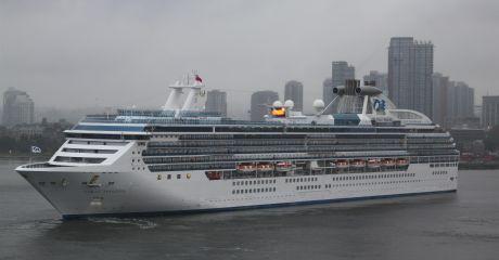 Croaziera 2018 - Transcanal/Canalul Panama (Fort Lauderdale) - Princess Cruises - Coral Princess - 10 nopti