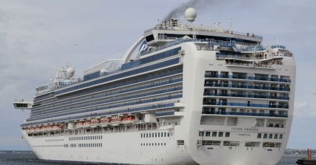 Croaziera 2018 - Caraibe de Est (Fort Lauderdale) - Princess Cruises - Crown Princess - 8 nopti