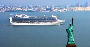 Croaziera 2018 - Mediterana de Est (Civitavecchia) - Princess Cruises - Crown Princess - 7 nopti