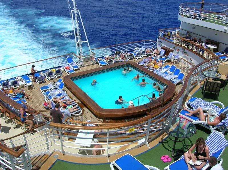 31 Innovative Adults Only Cruise Ship