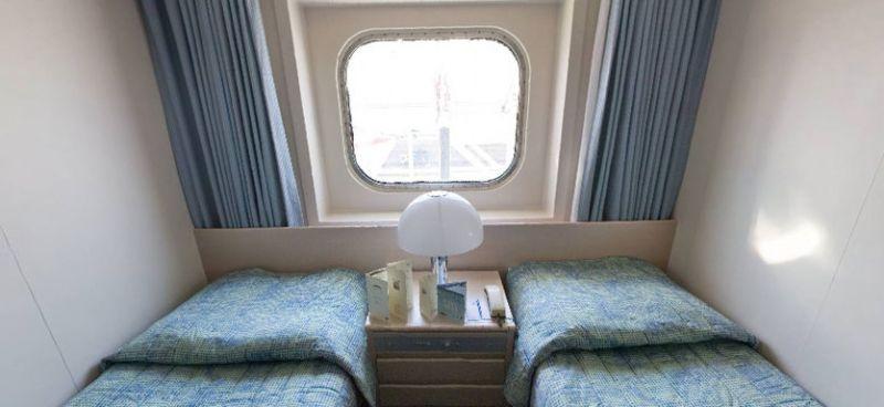 Zenith pullmantur cruises vase de croaziera for Exterior vista obstruida