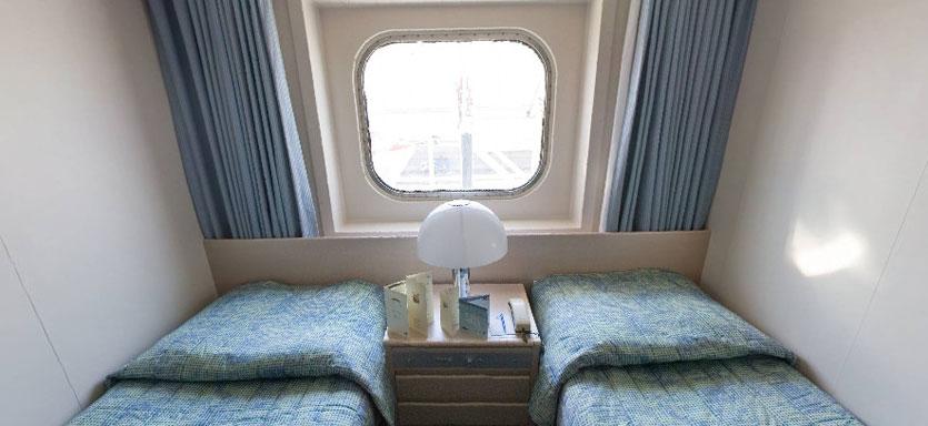 Vase de croaziera pullmantur cruises zenith agentia de for Exterior vista obstruida
