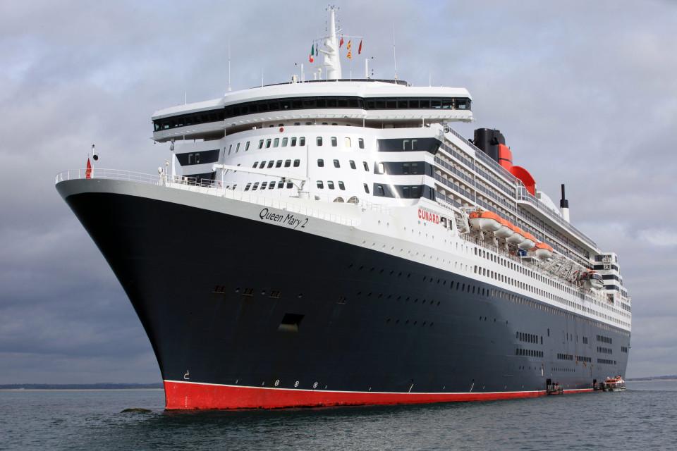 Croaziera 2017 - China - Cunard Line - Queen Mary 2 - 14 Nopti