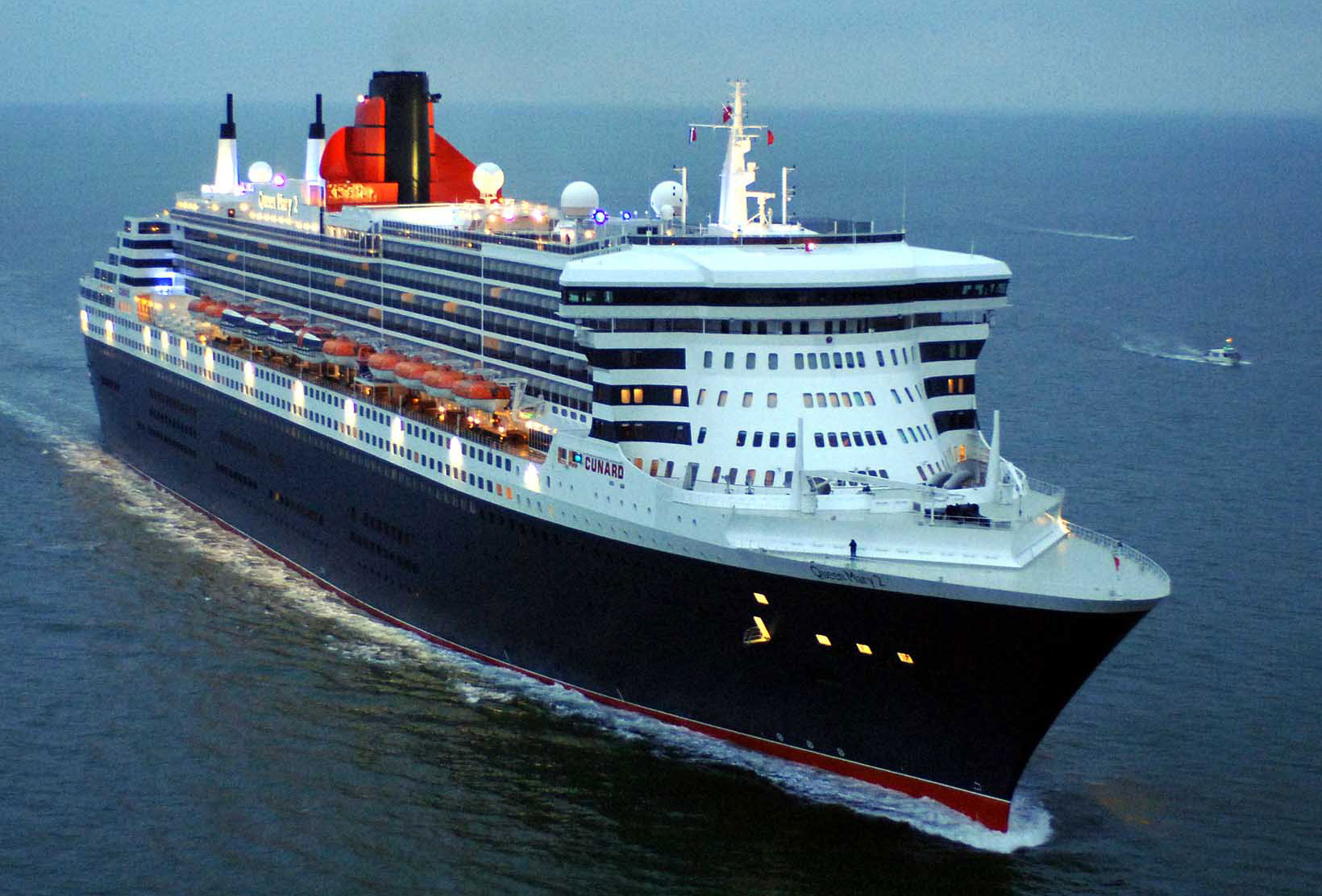 Croaziera 2017 - China - Cunard Line - Queen Mary 2 - 10 Nopti
