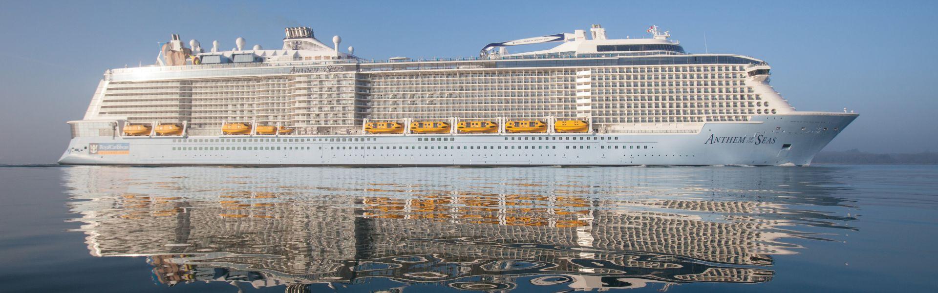 Croaziera 2017 - Caraibe/Bahamas (Bayonne) - Royal Caribbean Cruise Line - Anthem of the Seas - 7 nopti