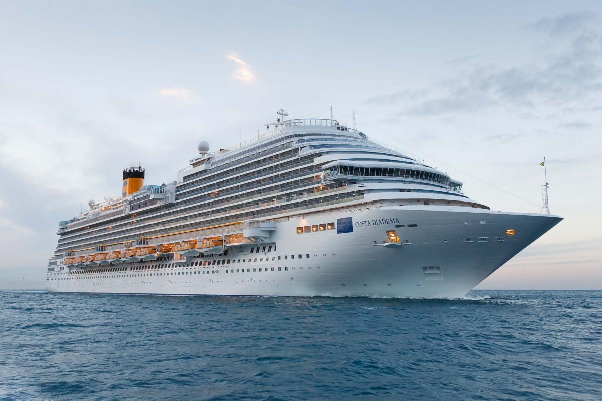 Croaziera 2017 - Mediterana de Vest (Barcelona) - Costa Cruises - Costa Diadema - 7 nopti