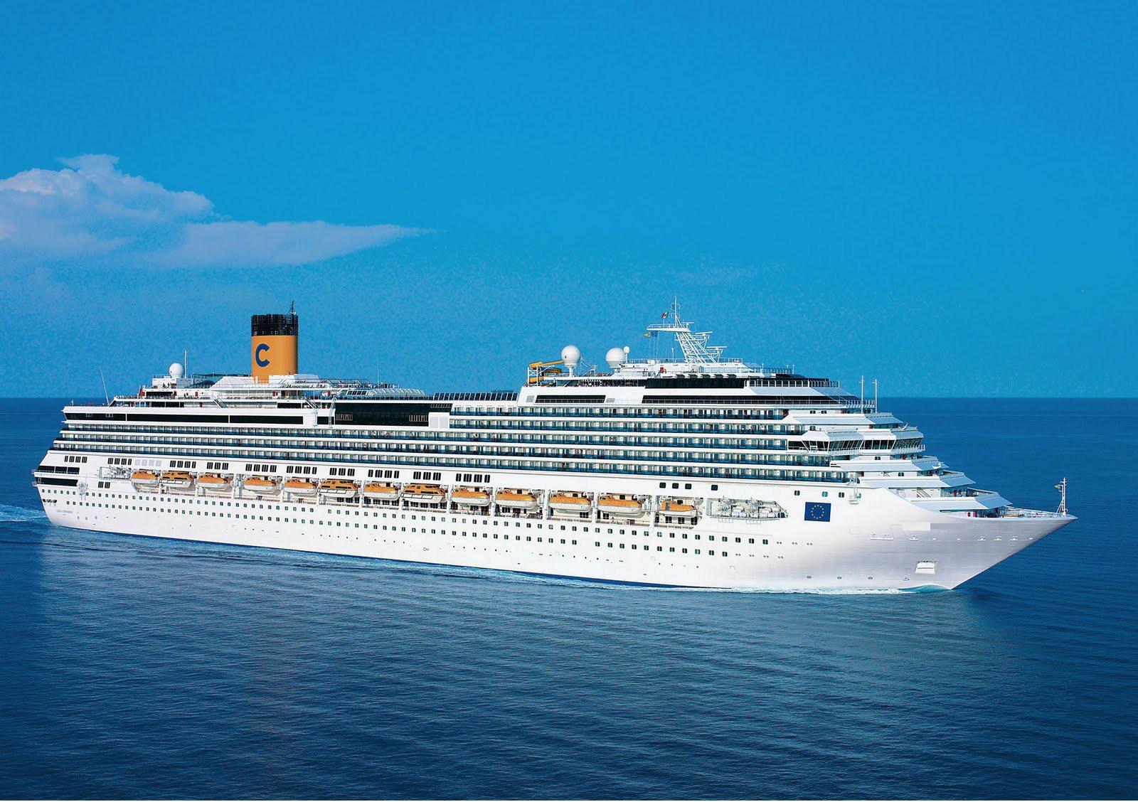 Croaziera 2017 - Mediterana de Vest (Barcelona) - Costa Cruises - Costa Favolosa - 3 nopti