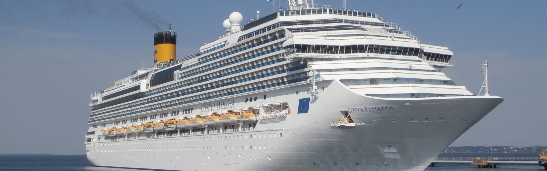 Croaziera 2017 - Transatlantic si Repozitionari (La Romana) - Costa Cruises - Costa Favolosa - 19 nopti