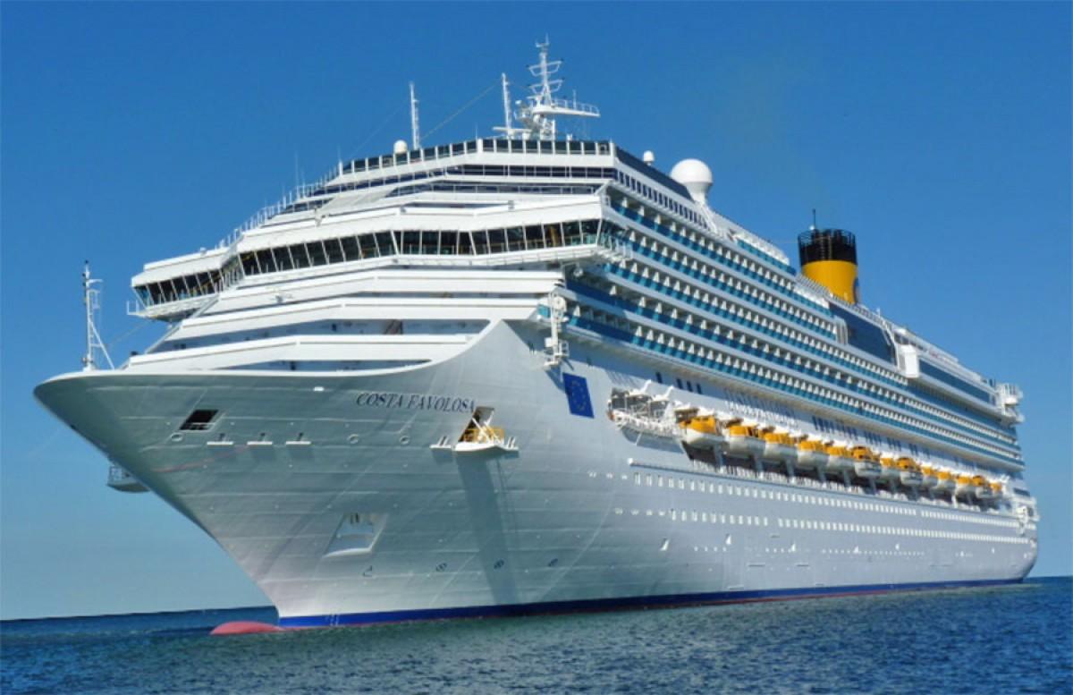 Croaziera 2017 - Mediterana de Vest (Marsilia) - Costa Cruises - Costa Favolosa - 3 nopti