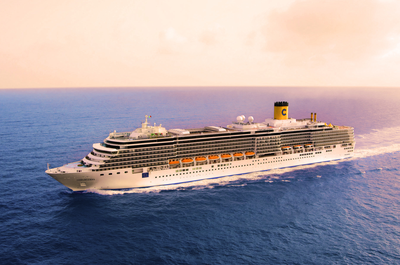 Croaziera 2017 - Mediterana de Est (Venetia) - Costa Cruises - Costa Deliziosa - 7 nopti