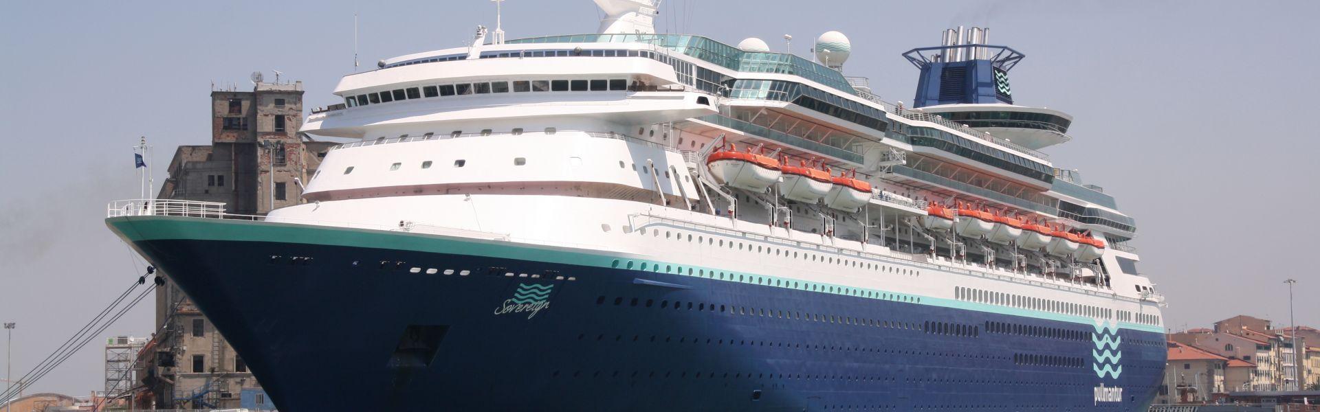 Croaziera 2017 - Mediterana de Vest (Barcelona) - Pullmantur Cruises - Sovereign  - 7 nopti