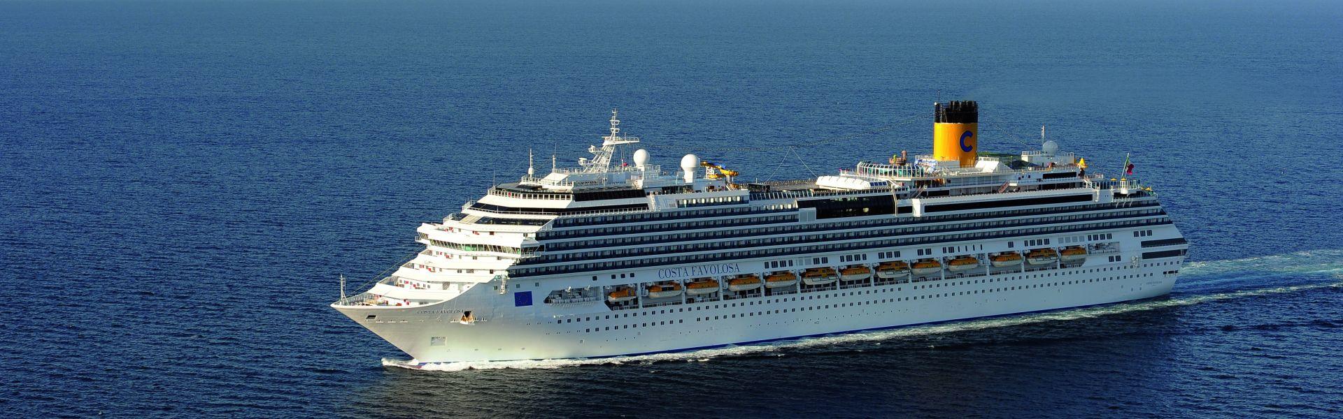 Croaziera 2017 - Mediterana de Vest (Savona) - Costa Cruises - Costa Diadema - 7 nopti