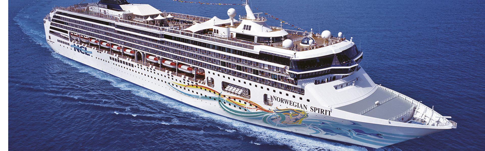 Croaziera 2016 - Mediterana de Est(Venetia) - Norwegian Cruise Line - Norwegian Spirit - 11 Nopti