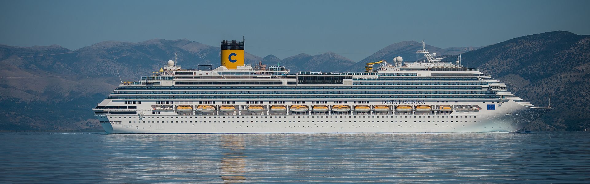 Croaziera 2017 - Mediterana de Vest (Marsilia) - Costa Cruises - Costa Fascinosa - 7 nopti