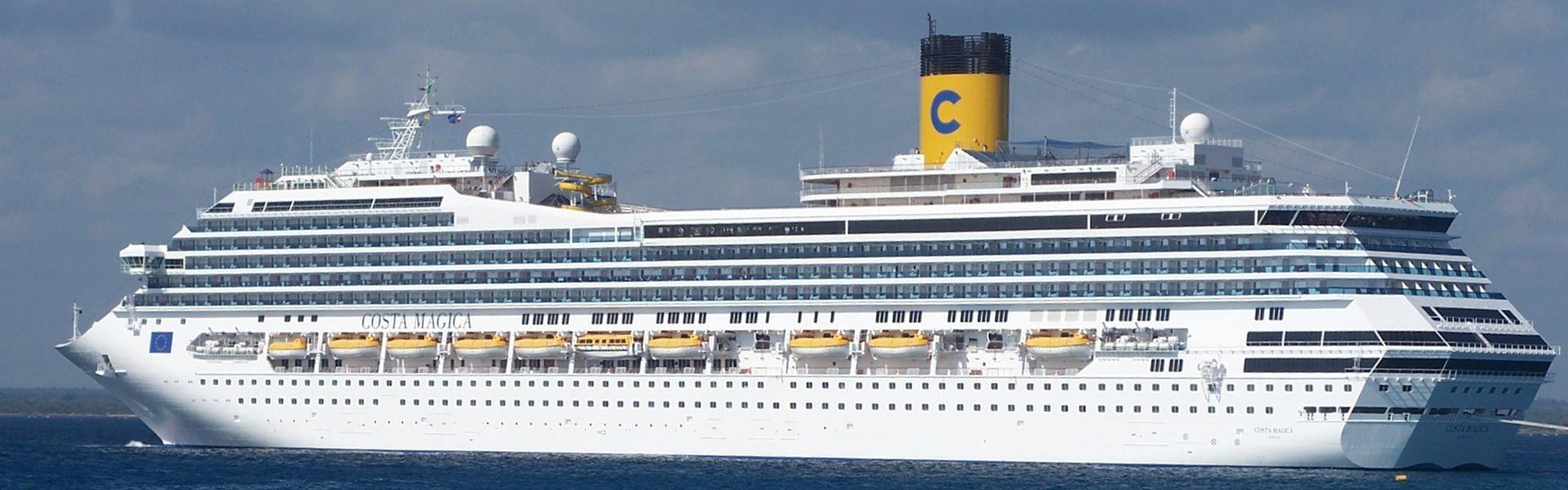 Croaziera 2017 -  Insulele Canare (Savona) - Costa Cruises - Costa Magica - 11 nopti