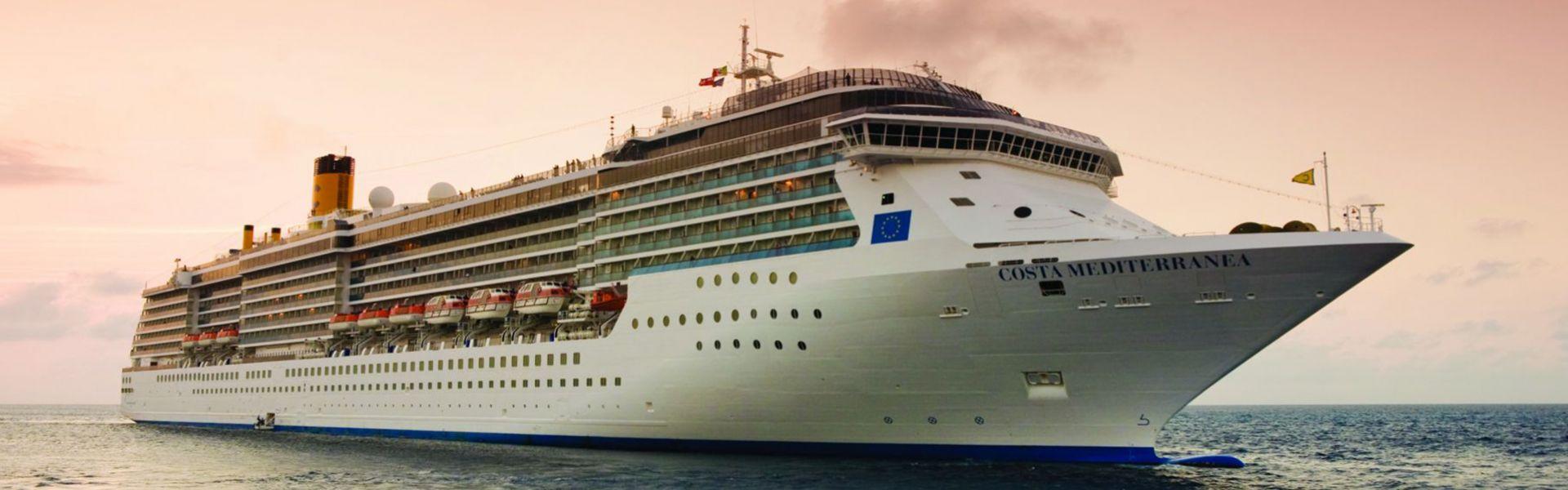 Croaziera 2017 - Mediterana de Vest (Barcelona) - Costa Cruises - Costa Mediterranea - 7 nopti