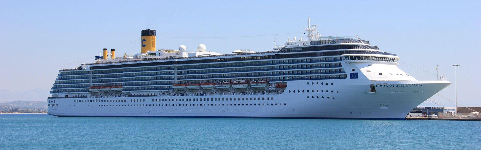 Croaziera 2017 - Mediterana de Vest (Marsilia) - Costa Cruises - Costa Mediterranea - 7 nopti