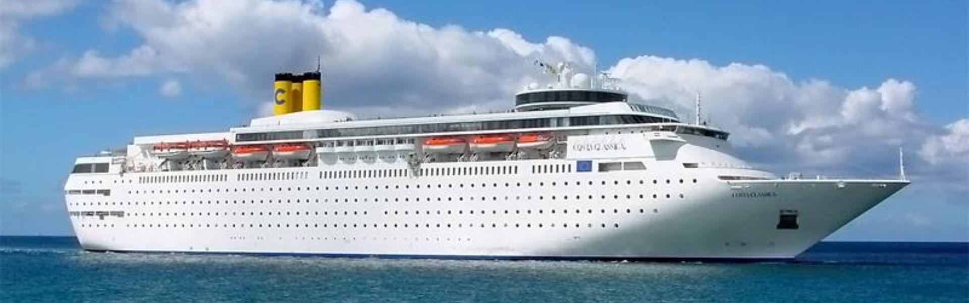 Croaziera 2017 - Oceanul Indian (Bombay) - Costa Cruises - Costa neoClasica - 7 nopti