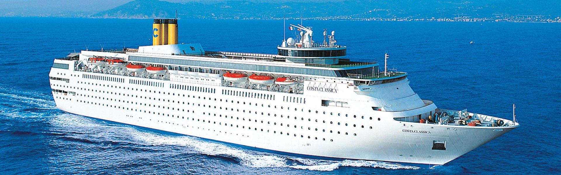 Croaziera 2017 - Oceanul Indian (Bombay) - Costa Cruises - Costa neoClasica - 14 nopti