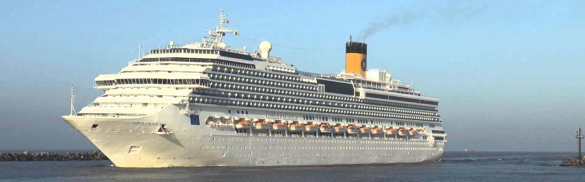 Croaziera 2017 -  Mediterana de Vest (Savona) - Costa Cruises - Costa Pacifica - 7 nopti