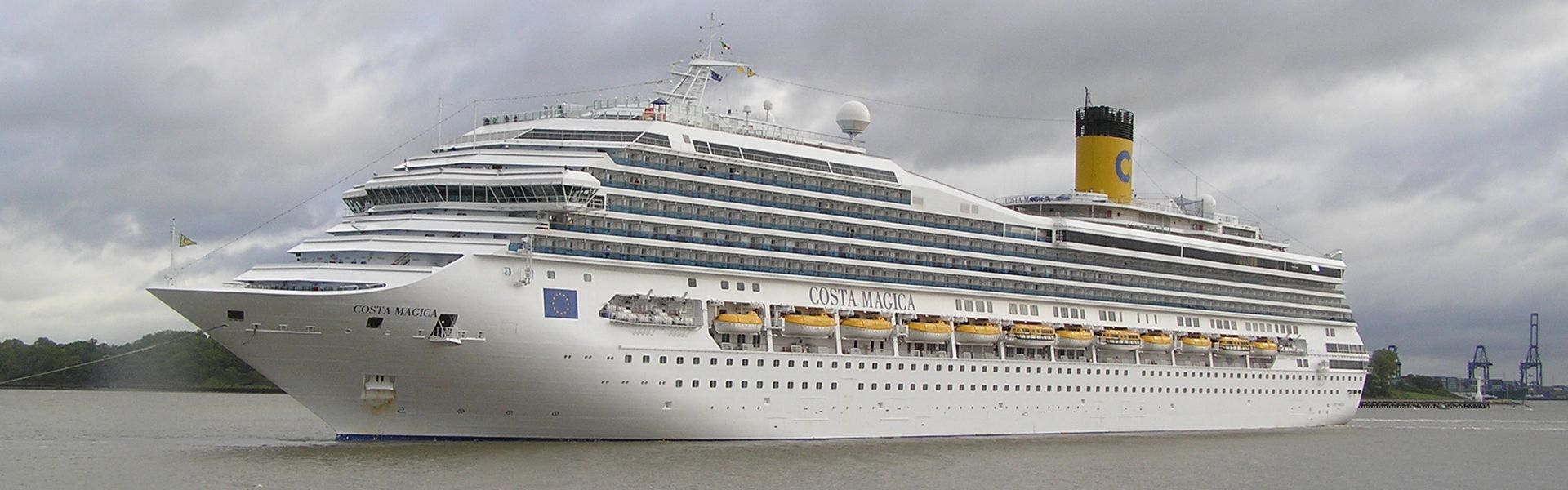 Croaziera 2017 - Transatlantic si Repozitionari (Buenos Aires) - Costa Cruises - Costa Pacifica - 22 nopti