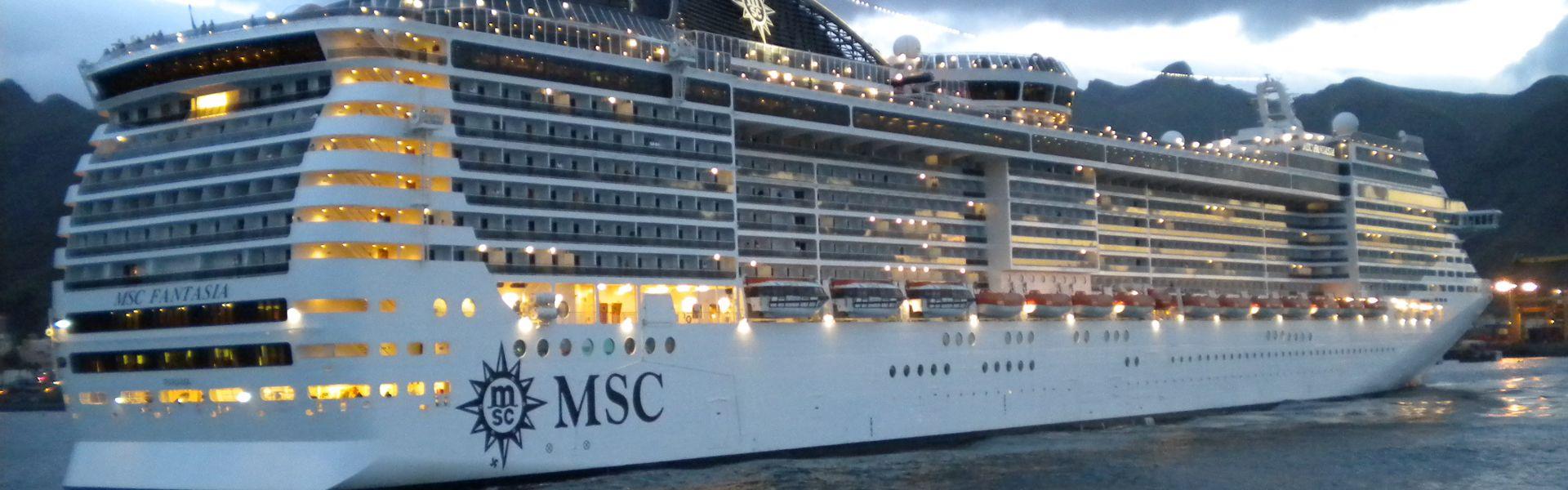 Croaziera Grup Organizat 2017 cu ZBOR INCLUS - Insulele Canare & Maroc (Genova) - MSC Cruises - MSC Fantasia - 12 nopti