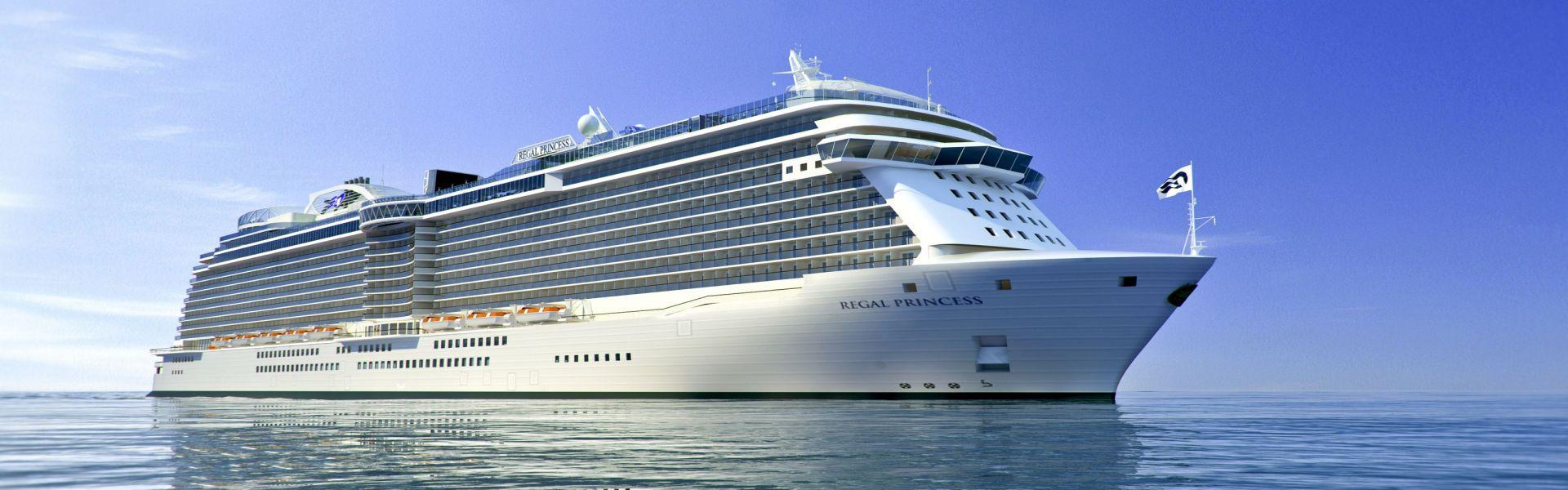 Croaziera 2017 - Caraibele de Est (Fort Lauderdale ) - Princess Cruises - Regal Princess - 7 nopti