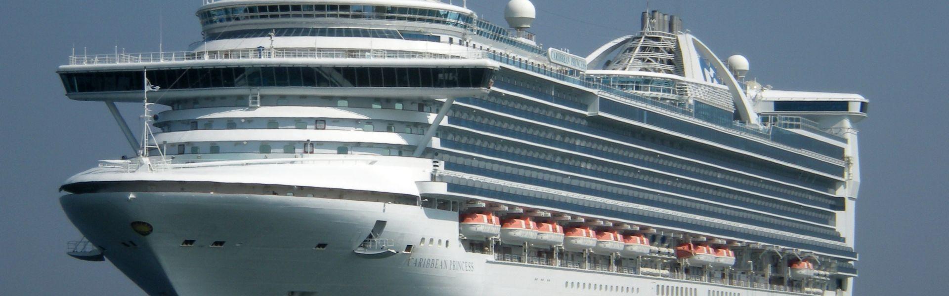Croaziera 2017 - Caraibele de Vest (Fort Lauderdale) - Princess Cruises - Caribbean Princess - 6 nopti