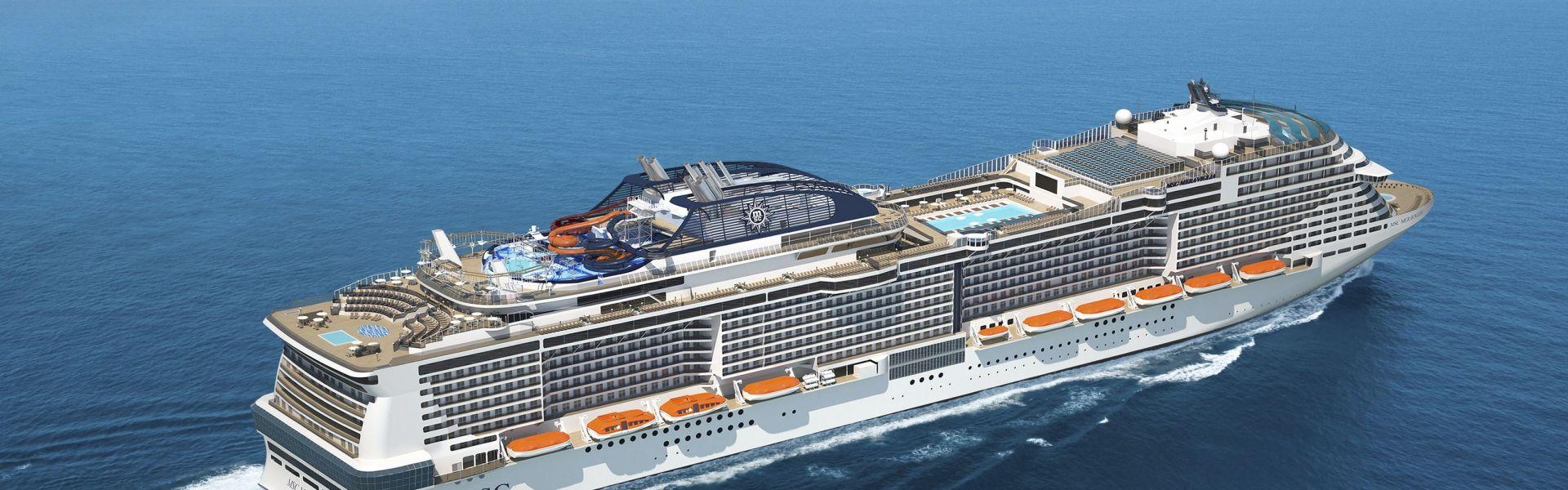 Croaziera 2018 - Europa de Nord (Hamburg) - MSC Cruises - MSC Meraviglia - 11 nopti