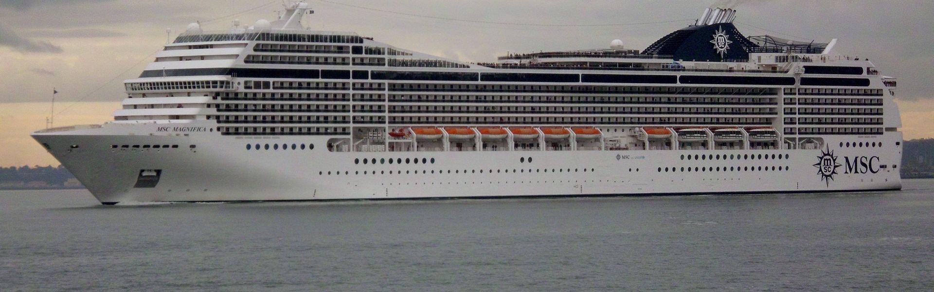 Croaziera 2018 - Coasta Europei/Insulele Britanice (Hamburg) - MSC Cruises - MSC Magnifica - 2 nopti