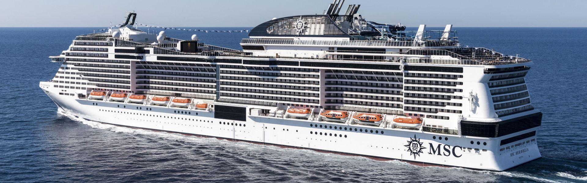 Croaziera 2018 - Coasta si Insulele Britanice (Hamburg) - MSC Cruises - MSC Meraviglia - 10 nopti