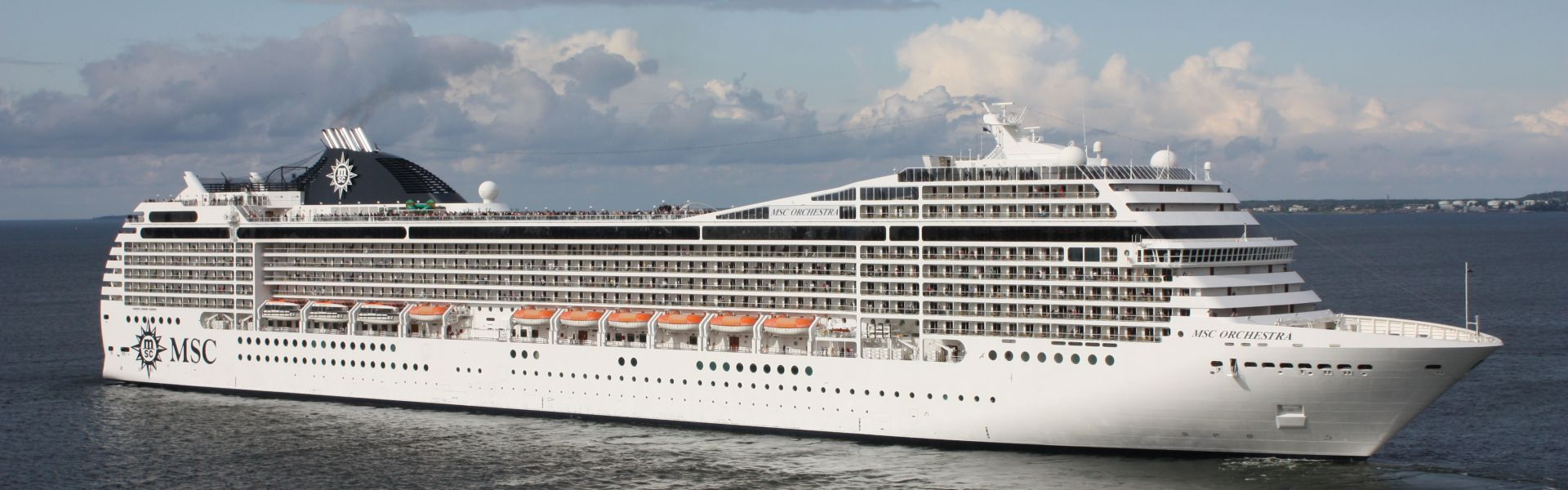 Croaziera 2018 - Scandinavia si Fiordurile Norvegiene (Warnemunde) - MSC Cruises - MSC Orchestra - 11 nopti