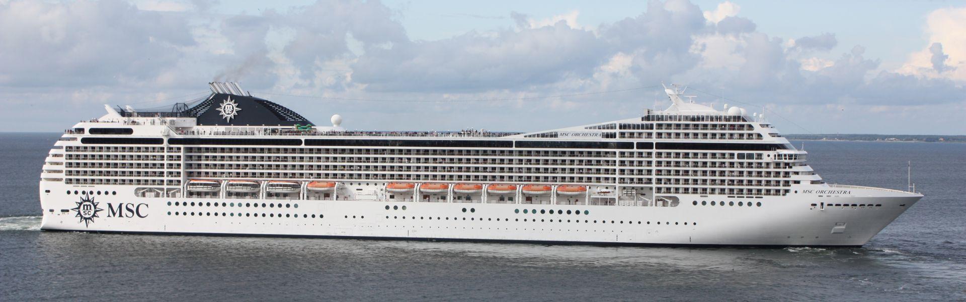 Croaziera de Grup Organizat cu Zbor Inclus (Lufthansa) - Insulele Canare, Portugalia si Maroc (Genova) - MSC Cruises - MSC Orchestra - 12 nopti