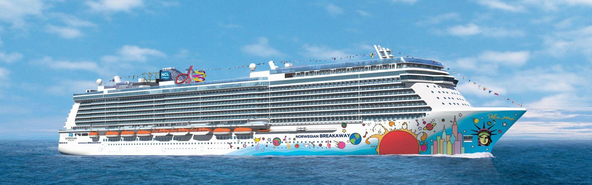 Croaziera 2018 - Caraibele de Sud (New York) - Norwegian Cruise Line - Norwegian Breakaway - 14 nopti