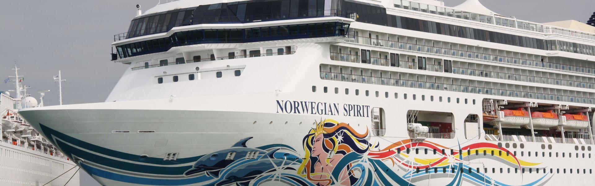 Croaziera 2018 - Insulele Canare (Barcelona) - Norwegian Cruise Line - Norwegian Spirit - 10 nopti