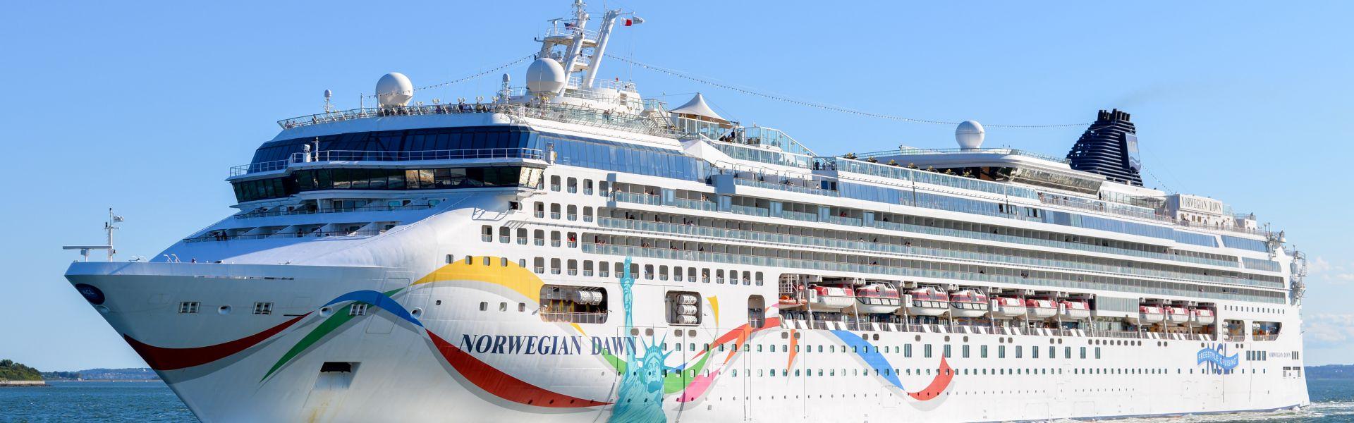 Croaziera 2017 - Caraibele de Sud (San Juan) - Norwegian Cruise Line - Norwegian Dawn - 10 nopti